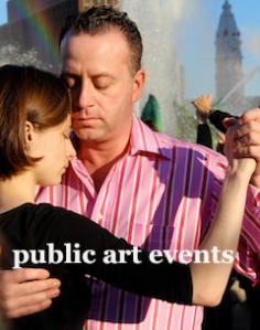 association for public art event