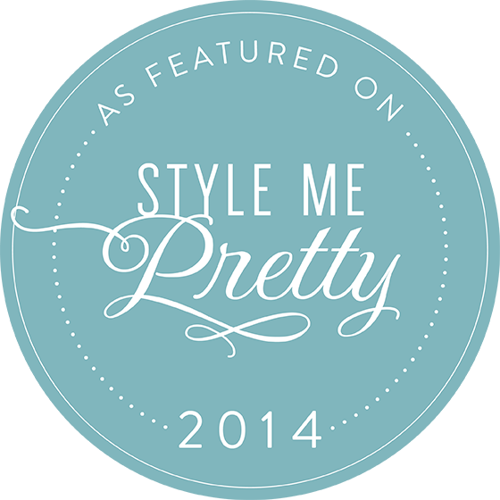 Style Me Pretty (K + J, October 2013)