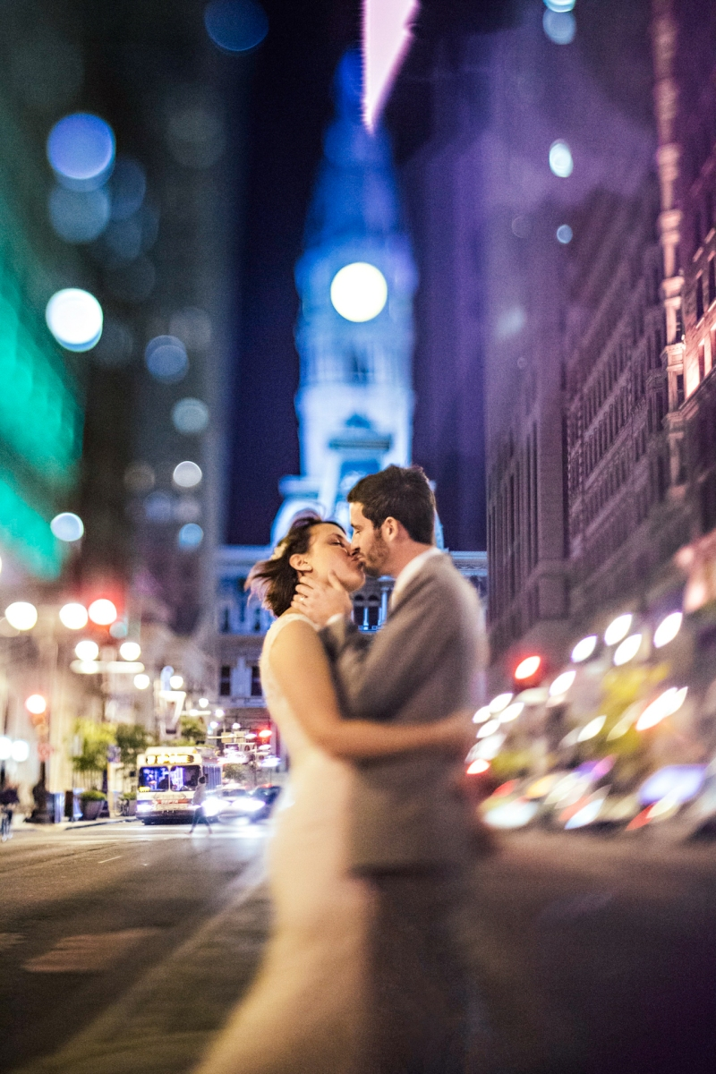 Philadelphia wedding photo