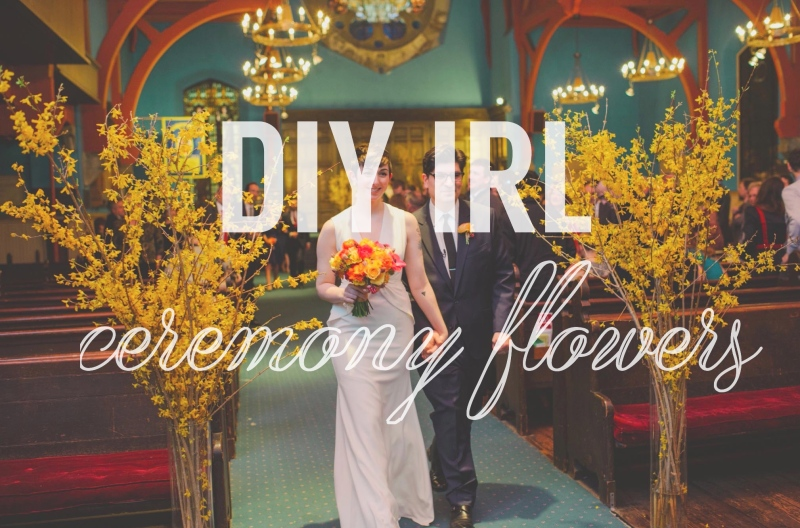 philadelphia wedding ceremony flowers shannon collins photography